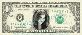 MICHELLE TRACHTENBERG Dawn Summers Buffy Vampire Slayer on REAL Dollar B... - $4.44