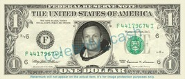 NEIL ARMSTRONG on REAL Dollar Bill Cash Money Bank Note Currency Dinero ... - $4.44
