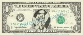 TINKERBELL Peter Pan Disney on REAL Dollar Bill Cash Money Bank Note Cur... - $4.44