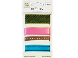 Heidi Grace Reagan's Closet Ribbon, 4+ Yards, 4 Colors #01-004601