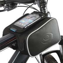 Weanas®-Bicycle Cycling Bike Frame Pannier Bag Rack Tube Saddle iPhone 6... - $14.29