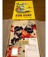 SUN SURF aloha shirt Special Edition Shop limited reprint M size New - $351.99