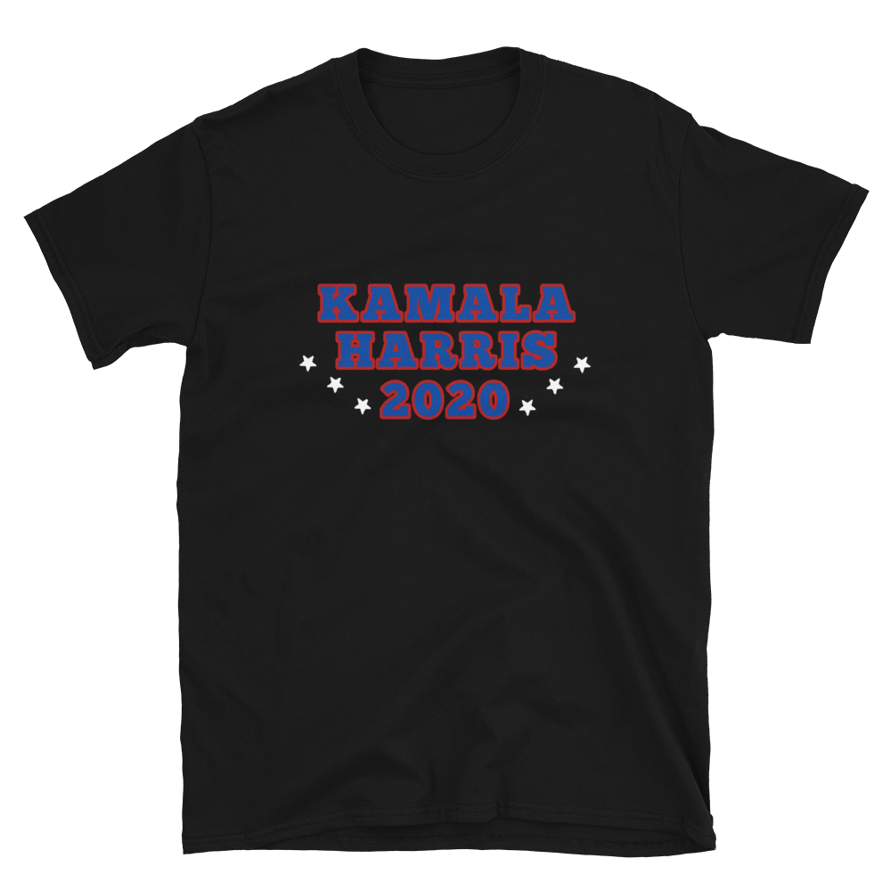 Kamala Harris T-shirt / Kamala Harris Short-Sleeve Unisex T-Shirt