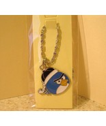 NECKLACE & PENDANT CHILDS BLUE ANGRY BIRD NEW #629 - $7.99