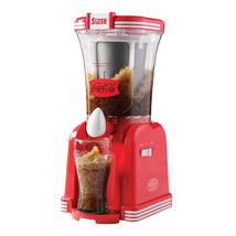 Coca-Cola Series Slush Maker Machine Nostalgia Retro Red Kitchen Soda Ic... - £75.78 GBP