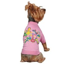Zack & Zoey UM297 12 75 Birthday Girl Tee for Dogs, Small, Pink - $19.95