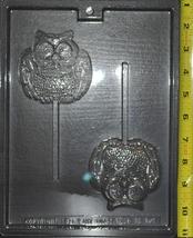 Owl chocolate lollipop mold - ₨178.31 INR