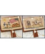 Paul Revere Hornbook cross stitch chart Dames Of The Needle - $13.50