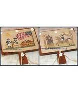 Walnut Hornbook for Paul Revere Hornbook chart Dames Of The Needle - $9.00