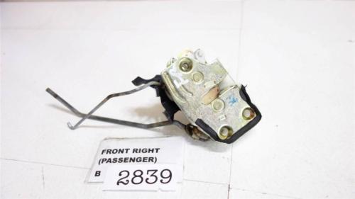 1996 2000 honda civic 2dr front passenger door lock latch - 2000 honda accord exterior door handle ...