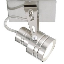 Kichler Lighting Cadigan Satin Nickel LED Flush-Mount Fixed Track Light Kit - $59.95