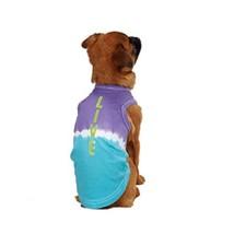 Zack & Zoey Cotton Dog Inspirational Retro Tie Dye Design Tank, XX-Small... - $19.95