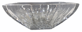 """Waterford Crystal Square 6"""" Bowl - $31.39"""