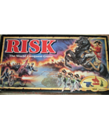 Risk - The World Conquest Game -1993 compete - $29.50