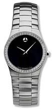 Movado Women's 0605611 Strato Diamond Stainless Steel Watch - $1,623.72