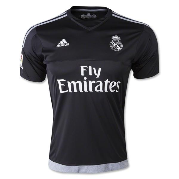 New goalkeeper real madrid 15 16 homesoccer jersey men
