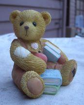 Cherished Teddy Figurine from 1993,Seth the September Bear,Enesco,P.Hill... - $7.99
