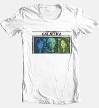 Battlestar Galactica T-shirt Originial TV series retro 70's 80's cotton tee image 2