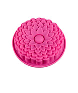 3PCS Shaped silkica Gel Chocolate Mousse Jelly Soap Mold - $32.99
