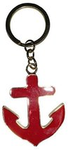 Men's Nautica Key Chain Anchor Red/Gold [Apparel] - $39.00