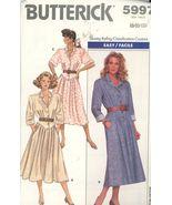 Butterick 5997 Misses Dress Size 8,10,12 uncut - $5.50