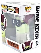 Funko Pop! Movies Minions Bride Kevin #970 Halloween Costume Vinyl Figure image 2