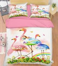 3D Kid Birds 152 Bed Pillowcases Quilt Duvet Cover Set Single Queen King Size AU - $90.04+