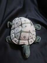Folkmanis Tortoise Turtle Hand Puppet Stuffed A... - $12.86