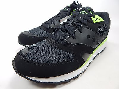 Saucony Original Master Control Retro Men's Sz US 10 M (D) EU 44 Black 70076-12