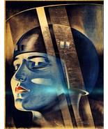 Decoration Poster.Home interior.Room Wall art decor.Futuristic Deco quee... - $10.89+