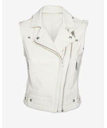 Iro white leather vest white product 1 17395165 2 336126294 normal thumbtall