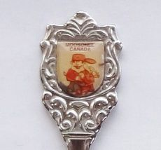 Collector Souvenir Spoon Canada Ontario Moosonee - $7.99