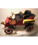 1903 Ford Model A Tonneau  FRANKLIN MINT Diecast - $105.00