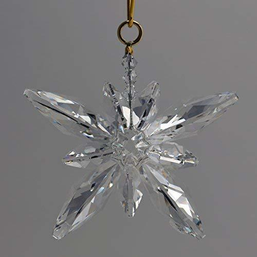 Clear Butterfly Ornament with Austrian Crystal