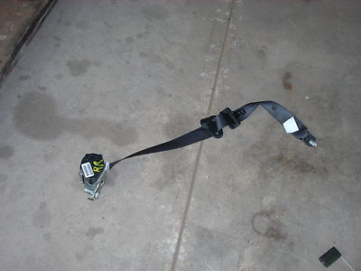 2008 FORD ESCAPE RIGHT REAR SEAT BELT