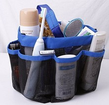 NEW Shower Caddy - Blue- Quick Dry - For Colleg... - $18.51