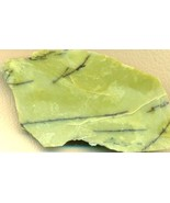 Green Brazilian Serpentine Rough - $13.58