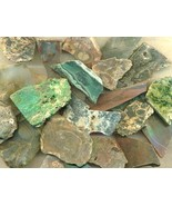 One Pound Mixed Gemstone Trim Pieces - $13.58