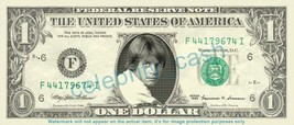 LUKE SKYWALKER Star Wars on REAL Dollar Bill Cash Money Bank Note Currency - $4.44