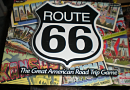"Route 66 ""The Great American Road Trip Game""  - Board Game - $18.50"