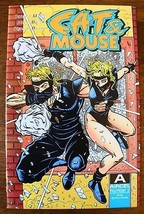 "Cat & Mouse #2 (April 1990 Aircel) Comics ""NICE... - $4.95"