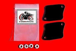 2000-05 Suzuki GSXR750 Exhaust Emissions Plate AIS Smog PAIR Block Off Kit - $16.30