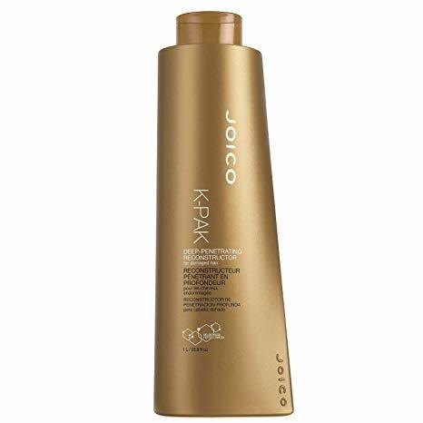 Joico K-Pak/Joico Deep Penetrating Reconstructor Cream Without/Pump 33.8 Oz