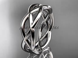 Platinum  wedding band ADLR392G - $1,675.00
