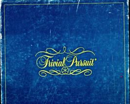 Trivial Pursuit -Master Game - Genus Edition (1981) - $28.90