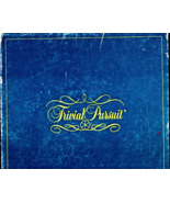 Trivial Pursuit -Master Game - Genus Edition (1981) - $24.95