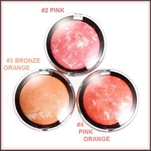 Shimmer Pro Blusher Mineral Pressed Powder Three Skin Lucent Color Shade Choices image 1