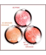 Shimmer Pro Blusher Mineral Pressed Powder Three Skin Lucent Color Shade... - $10.95