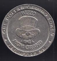 MGM WIZZO 1993  Las Vegas Gaming Token - $5.95