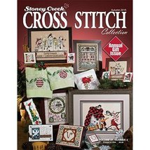 Autumn 2015 Annual Gift Issue Magazine Issue Stoney Creek Cross Stitch M... - $8.50